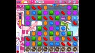 How to beat Candy Crush Saga Level 496 - 1 Stars - No Boosters - 116,060pts