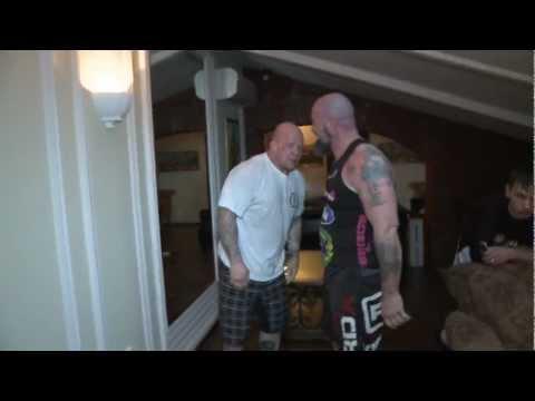 Jeff Monson - Grizzly man победный бой 15.11.12