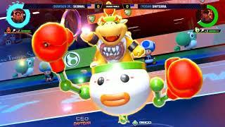 CEO 2018 - Day 2 (Mario Tennis Aces - Finals) Sebmal vs. SW Terra