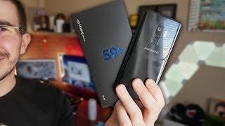 Купил Samsung Galaxy S9+