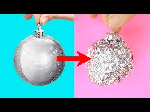 Trying 23 MAGICAL DECOR IDEAS FOR UPCOMING CHRISTMAS BY 5 Minute Crafts