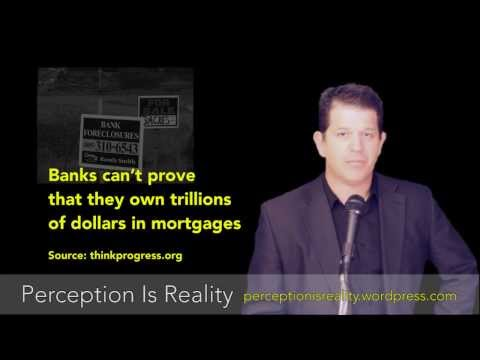 Banks Cant Prove They Own Trillions In Mortgages
