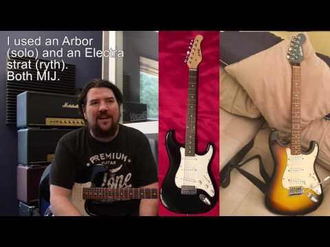 The SECRET to Stevie Ray Vaughan's BLUES TONE!