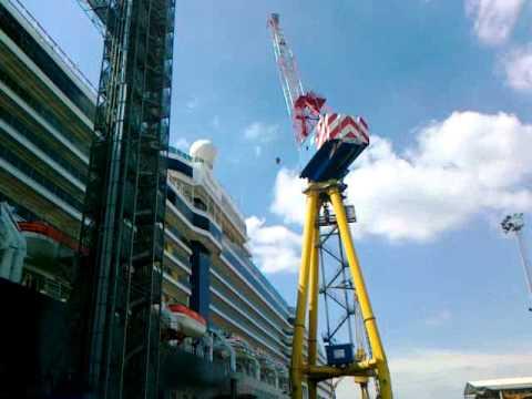 Fincantieri Cantieri Navali Italiani SPA - Trieste ITALY