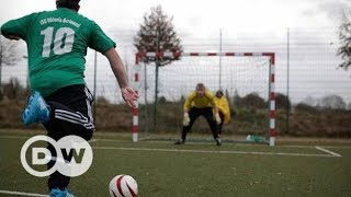 Blind Football Euro Championships in Berlin