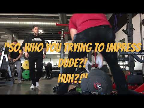 Gymtimidation: Funny Spoof of Planet Fitness.