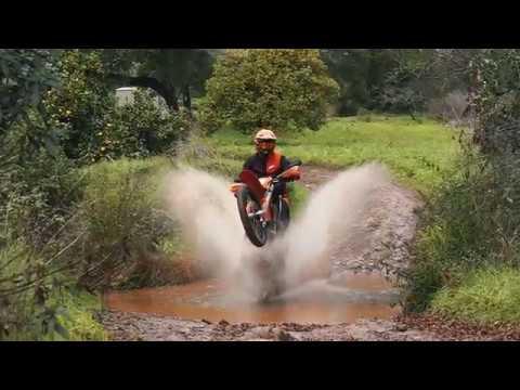 KTM  SMC R & KTM  ENDURO R MEDIA LAUNCH - Street or Dirt - Promotion Movie
