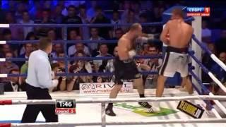 Dmitry Pirog vs Gennady Martirosyan - Part 2 of 4