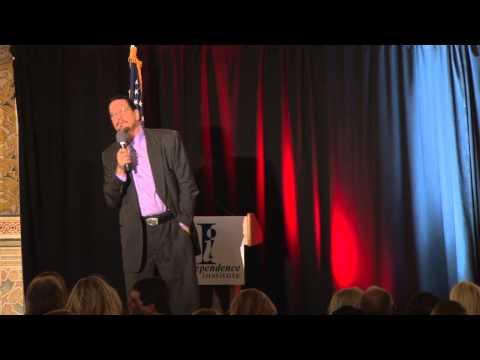 Penn Jillette Founders' Night 2015 Keynote Speech