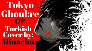 Tokyo Ghoul Re Katharsis Turkish Cover By Minachu