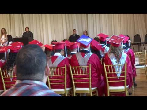 Randolph Early College High School Graduation || May 18th, 2017