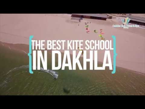 DAKHLA CLUB HOTEL  & SPA- THE BEST KITE SCHOOL IN DAKHLA