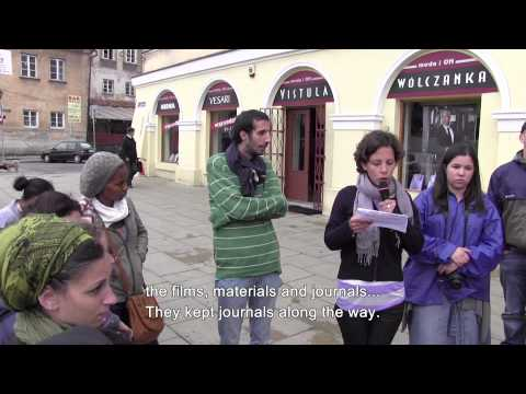 The Journey to Poland 2012 - The BIU Teachers' Education Pro
