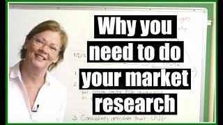 #NDIS Insights Ep.4 Why you need to do your market research
