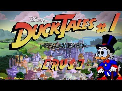 Прохождение DuckTales: Remastered - Часть 1 (Необычные сокровища) [Русская озвучка]