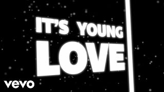 Kip Moore - Young Love (Lyric Video)