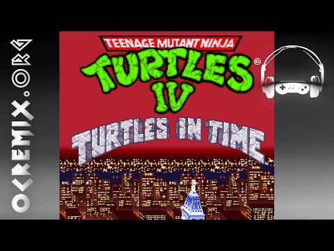 OC ReMix #2863: Teenage Mutant Ninja Turtles IV 'Rock the Plank' [Pirate] by Stemage...