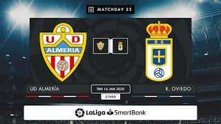 UD Almería Real Oviedo MD23 J2100