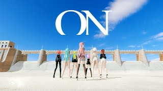 Gambar cover [MMD] BTS - ON