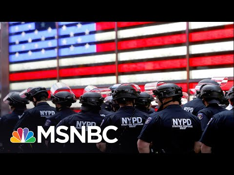 NY AG James On Her Lawsuit Against NYPD: This Behavior Has Gone Unchecked   MSNBC
