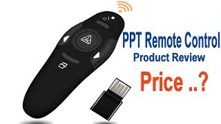 Review Remote Control PPT Powerpoint Technology News