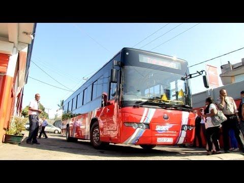 Transport public : RHT sur la route du confort