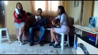 Nélly, Luciana & Thiago de Mattos - A paz eu voz deixo