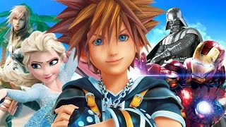 9 Worlds We Want in Kingdom Hearts 3