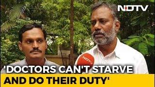 17,000 Tamil Nadu Government Doctors On Indefinite Strike