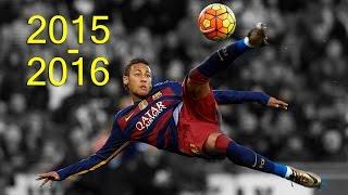 Neymar Jr Magical Skills Show 20152016 HD KrunoKovacevic