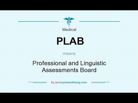Plab orientation