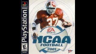 NCAA Football 2001 (PlayStation)