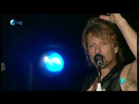 Bon Jovi - Hallelujah (Rock In Rio, Madrid 2010)