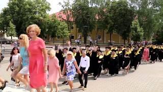 Diplomų įteikimas 2019