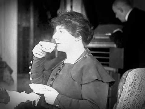 Dutch Contralto Julia Culp: Du bist die Ruh (1915)