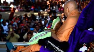 Guruhari Darshan 19 Jan 2015 - Pramukh Swami Maharaj's Vicharan