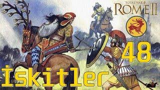 ASİL İSKİTLER (SAKALAR) Royal Scythia #48 [EFSANEVİ] Total War: Rome 2 TÜRKÇE