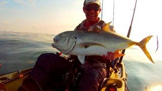 Kayak Fishing: Offshore Trip Gone Wrong - Part 1