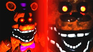 Esta PIZZERIA ESTA POSEIDA.. PEOR Que PROJECT FREDBEAR | FNAF SPRING LOCKED AT FREDBEARS REMASTERED