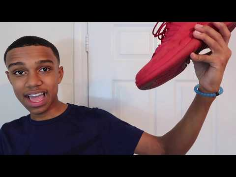 """WHY THE JORDAN 12 """"GYM RED"""" WAS ONE OF THE WORST PRODUCED??"""