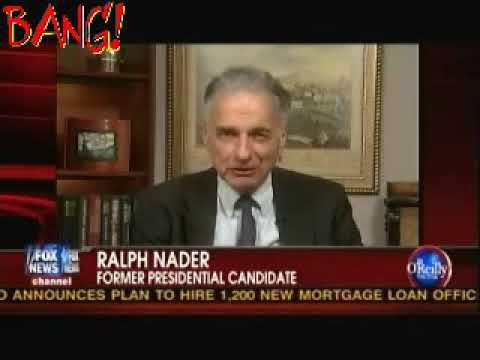 Ralph Nader To O