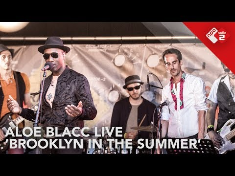 Aloe Blacc - 'Brooklyn In The Summer' Live @ North Sea Jazz 2018 | NPO Radio 2