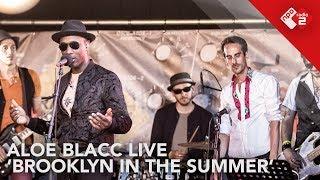 Aloe Blacc - 'Brooklyn In The Summer' Live @ North Sea Jazz 2018   NPO Radio 2