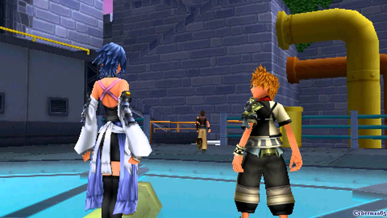 kingdom hearts bbs reports guide