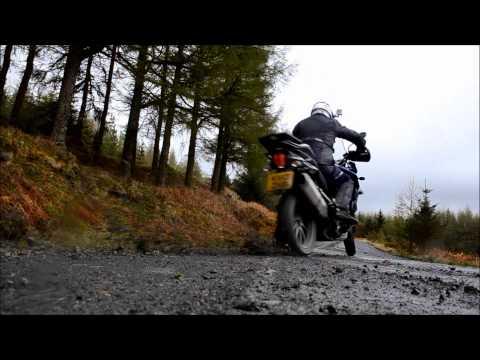 Triumph Tiger Explorer meets Kevin Carmichael. Full Version