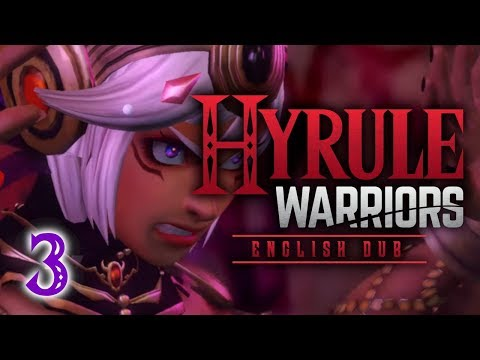 """Hyrule Warriors: English Dub - ACT 3 """"The Fall of Cia"""" Redux"""