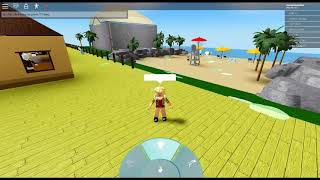 showing the H2O just add water game on roblox