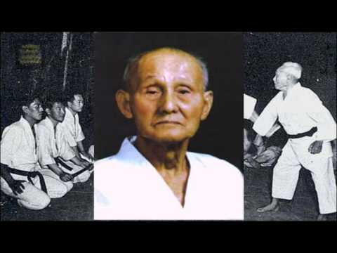 ASKALIN. A história do mestre Gichin Funakoshi fundador do e