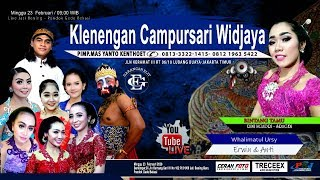 Download lagu LIVE CAMPURSARI WIDJAYA TMII | TRECEX SOUND SYSTEM | Live JATI BENING - BEKASI