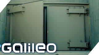 Luxusbunker in den USA | Galileo | ProSieben